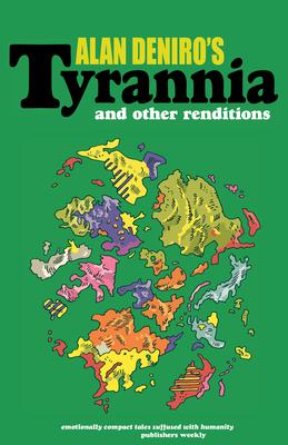 Tyrannia Cover