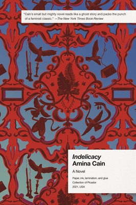 Indelicacy: A Novel Cover Image