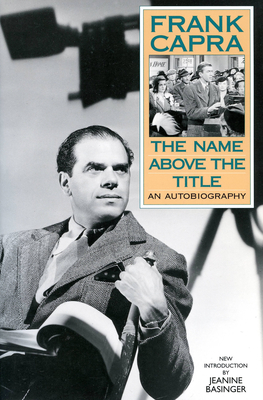 The Name Above The Title: An Autobiography Cover Image