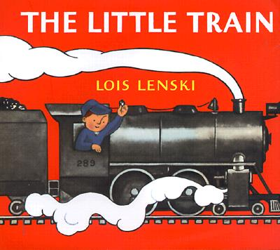 The Little Train Cover