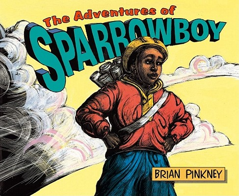 Cover for The Adventures of Sparrowboy