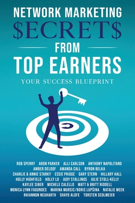 Network Marketing Secrets From Top Earners Cover Image
