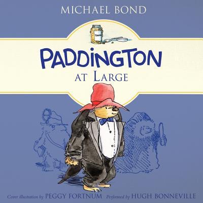 Paddington at Large Lib/E Cover Image