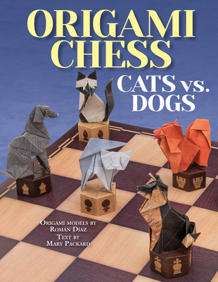 Origami Chess Set Cats Vs Dogs
