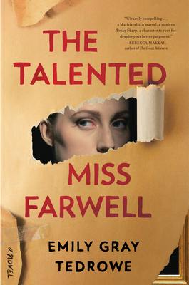 Cover Image for The Talented Miss Farwell: A Novel