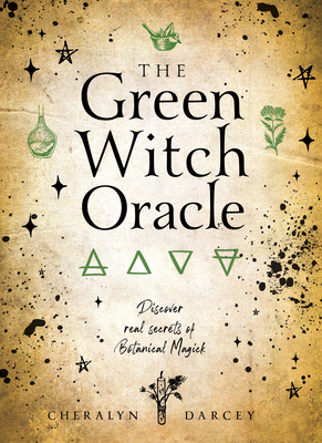 Green Witch Oracle Cards: Discover real secrets of natural Magick Cover Image