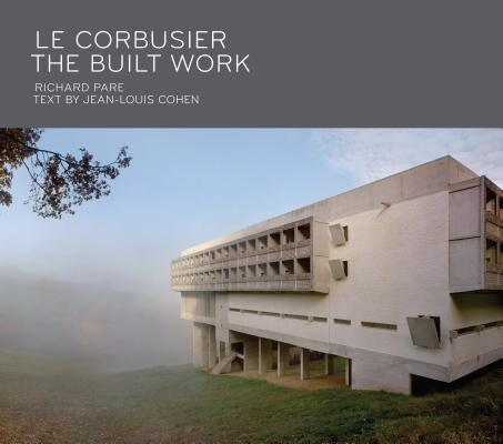 Cover for Le Corbusier