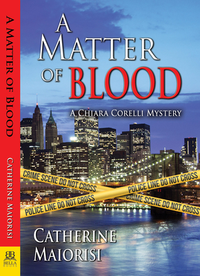 A Matter of Blood Cover Image