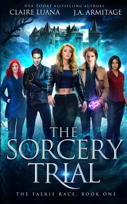 Cover for The Sorcery Trial