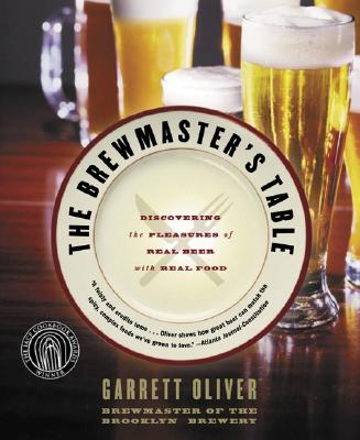 The Brewmaster's Table Cover