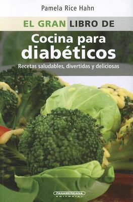 El Gran Libro de Cocina Para Diabeticos Cover Image