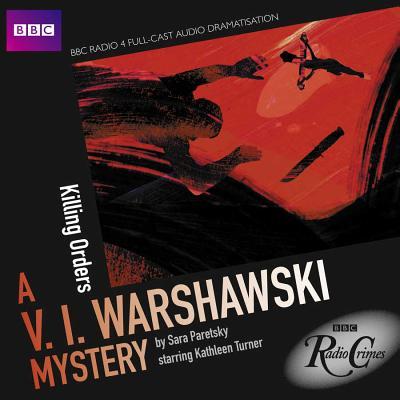 Killing Orders: A V. I. Warshawski Mystery Cover Image