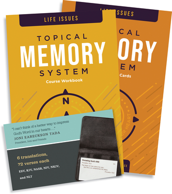 Topical Memory System: Life Issues: Hide God's Word in Your Heart (Becoming a Woman of . . .) Cover Image