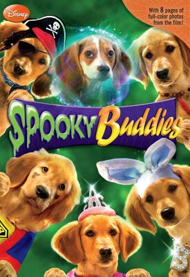 Spooky Buddies Cover