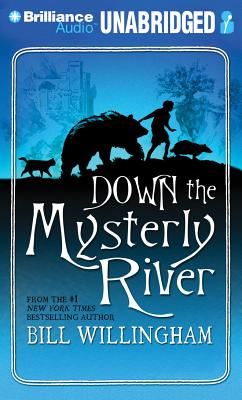 Down the Mysterly River Cover Image