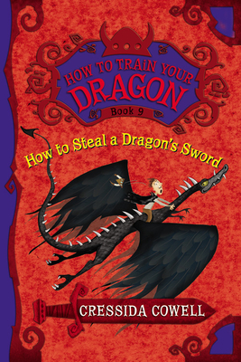 How to Steal a Dragon's Sword Cover