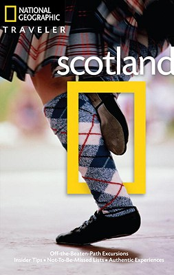National Geographic Traveler: Scotland Cover Image