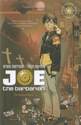 Joe the Barbarian Deluxe Edition Cover