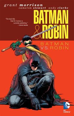 Batman & Robin Cover