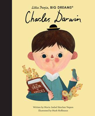 Charles Darwin (Little People, BIG DREAMS #53) Cover Image