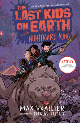The Last Kids on Earth and the Nightmare King cover image