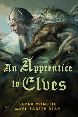 Cover for An Apprentice to Elves (Iskryne #3)