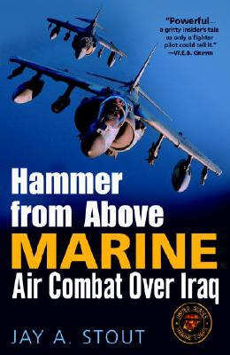 Hammer from Above: Marine Air Combat Over Iraq Cover Image