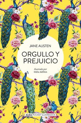 Orgullo y prejuicio (Pocket ilustrado) cover