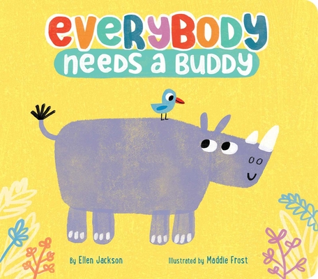 Cover for Everybody Needs a Buddy