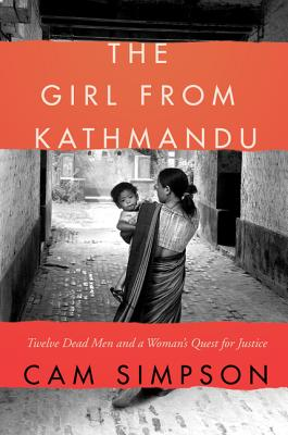 The Girl from Kathmandu cover image