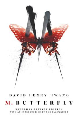 M. Butterfly: Broadway Revival Edition Cover Image