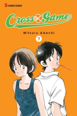 Cross Game, Volume 7 Cover Image