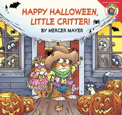 Little Critter: Happy Halloween, Little Critter! Cover Image