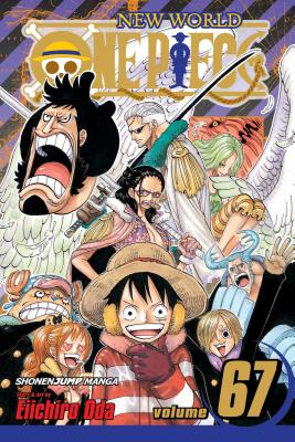 One Piece, Vol. 67 Cover Image