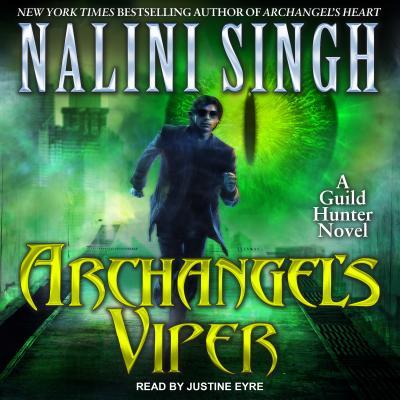 Archangel's Viper (Guild Hunter #10) Cover Image