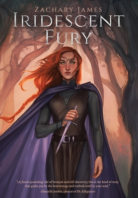 Iridescent Fury Cover Image