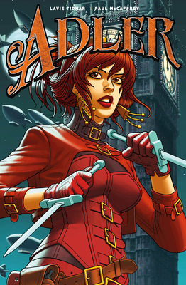 Adler Cover Image