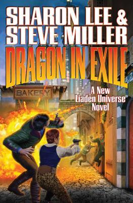 Dragon in Exile (Liaden Universe® #18) Cover Image