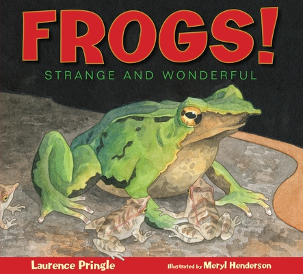 Frogs! Cover
