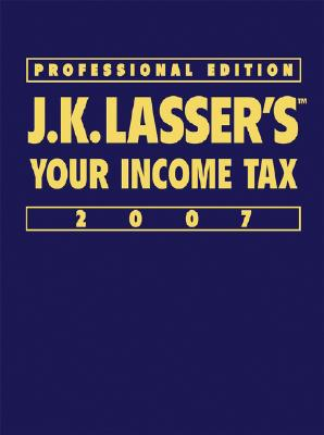 J.K. Lasser's Your Income Tax, Professional Edition Cover Image