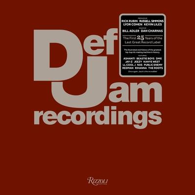 Def Jam Recordings Cover