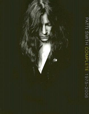 Patti Smith Complete 1975-2006 Cover