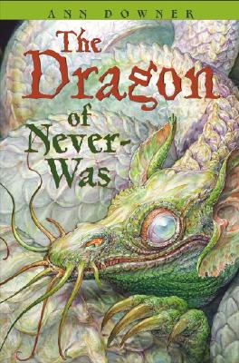 The Dragon of Never-Was Cover