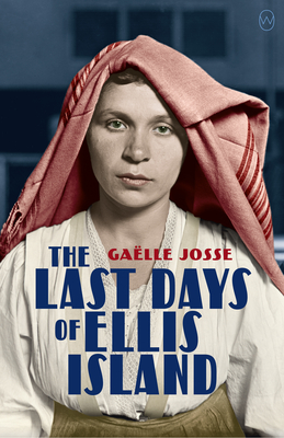 The Last Days of Ellis Island Cover Image