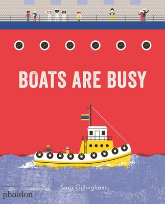 Boats Are Busy Cover Image