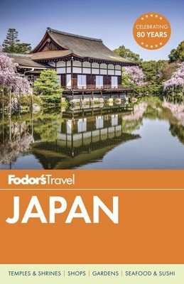 Fodor's Japan Cover Image