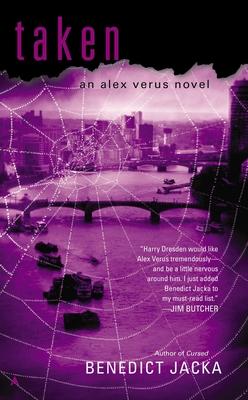 Taken (An Alex Verus Novel #3) Cover Image