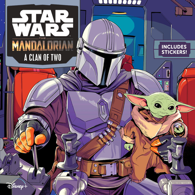 Star Wars: The Mandalorian: A Clan of Two Cover Image