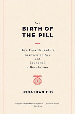 The Birth of the Pill Cover