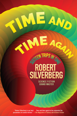 Cover for Time and Time Again